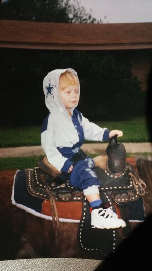 My little cowboy Horse Riding Horse boy Son boy riding horse Boy Riding Horse