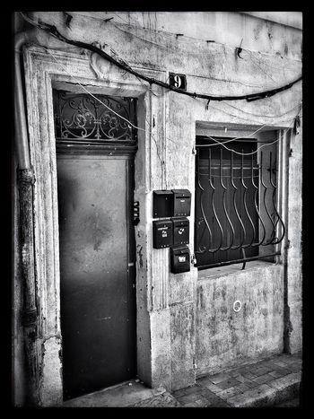 Marseille en N&B NEM Street Provence Blackandwhite NEM Black&white