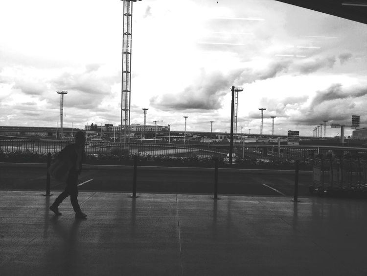 Where people meet with only one purpose. The Moment - 2015 EyeEm Awards Shades Of Grey Perfectlight Airport Parisbaby