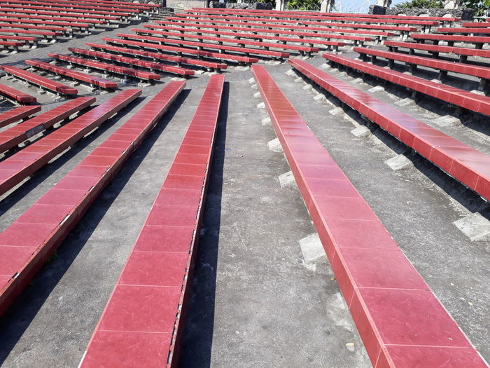 Seat Color Red