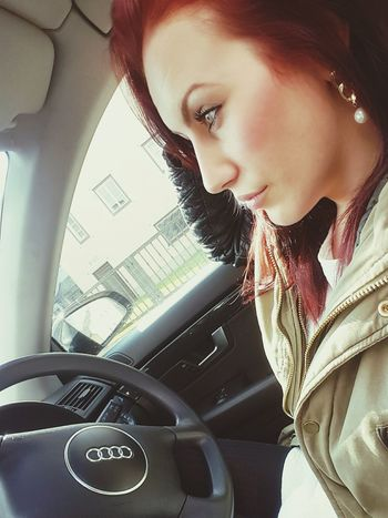 Audi Car Baby Love Eyembestpics LoveeyeEm Followme Followers Live, Love, Laugh Myself Makeup Picoftheday Austria Everywhere Freaky Red Hair MYheart Cruzing Drivebyphotography Cocaineandcaviar EyeEm Best Shots Smile Selfie ♥ Beauty Street Style