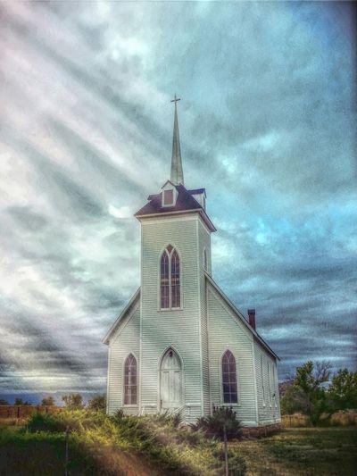 Little Shasta Church in Little Shasta, Ca.