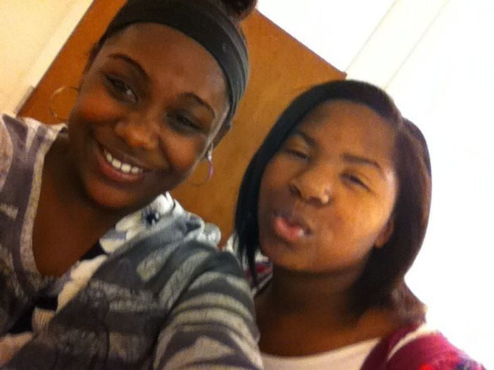 Me & My Boo Jamecia !