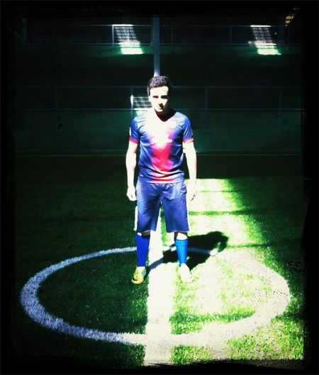 Goal FCBarcelona  Futbol Time Training