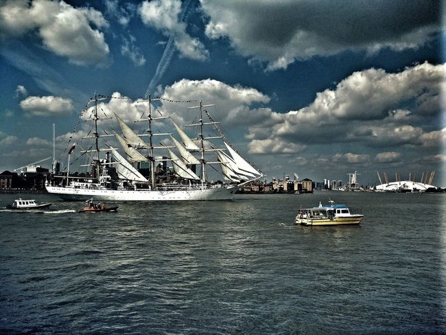 Tall Ships Festival Greenwich Londononly Thames