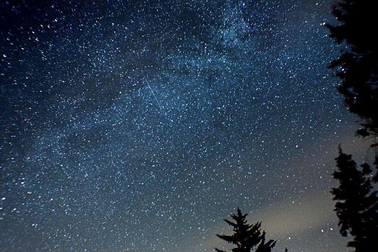 Milky Way Stary Night Enjoying Life 4th Of July Weekend Colorful Sky Nightphotography Starstruck Stargazing