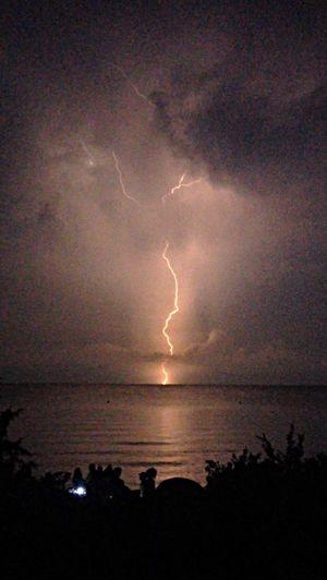Thunder Night Sea Summer Rain Italy Italia Followme Photography Photographer WOW Moment Market Dream