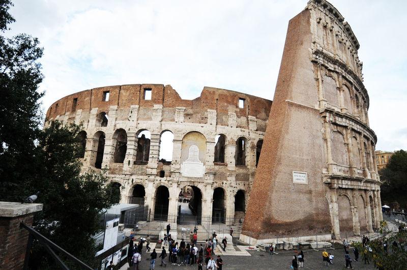 Roma History