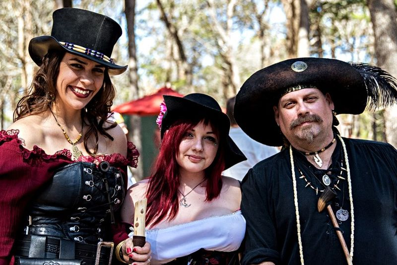 EyeEmTexas Renaissance Festival Sherwood Forest Faire Canon People Of EyeEm