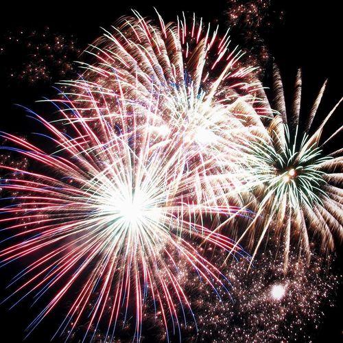 Fireworks 花火大会