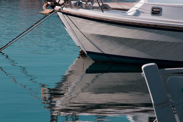 fishing boat on