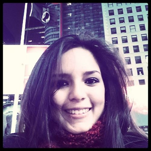 Time Square TooCold Newyork :D