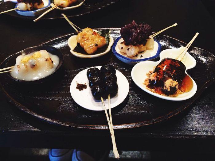 ミニ団子ちゃん達♡ Sweets Yammy!!  Happy Food