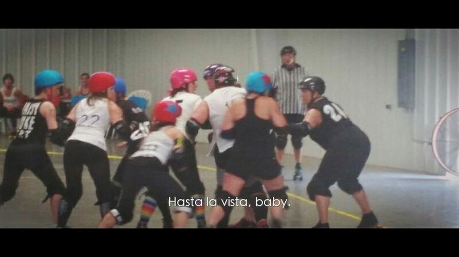 Derby Rollerderby GirlsJustWannaHaveFun My roller derby scrimmages