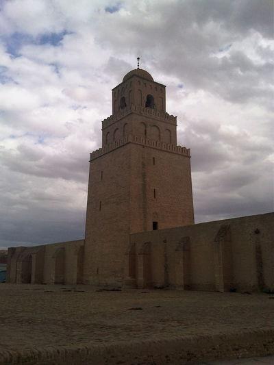 Architecture Exterior History Islamic Architecture Kairouan Kairouanmosque No People Sacred Places Travel Destinations