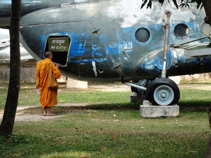 Cambodia in an