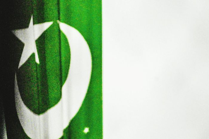 religion Flags Flags In The Wind  Green Color Green Green Color No People Close-up Day