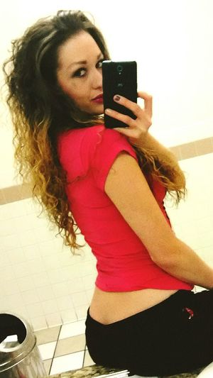 Selfie Souldout Reflection_collection Mirror Image Reflection Long Hair Gangster Of Love White Girl Swag Lovely Girl Beautiful Woman Real People Audrey XO Beauty