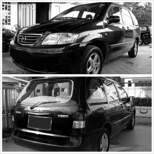FOR SALE. Late 2001 Model Black 7 Seater Mazda MPV 2.5 V6. Just renewed comprehensive insurance and Rego. Asking B$7.5k ono. First to see will buy! Call 8822030 to view! Brunei InstaBruDroid Andrography