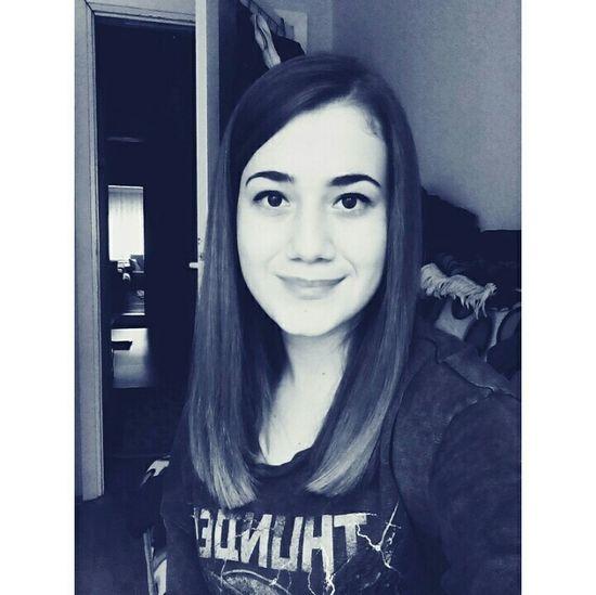 Retrica✌ Smile ✌ Self Portrait Goodnight✌