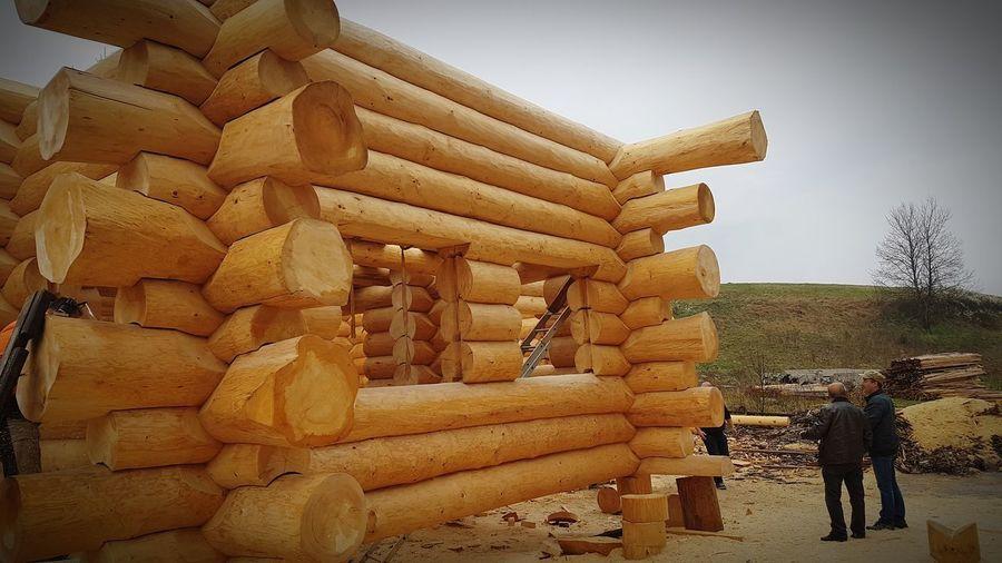 Wood House Wood
