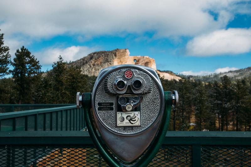 Crazy Horse. Crazy Horse Crazy Horse Memorial Western America Nature Southdakota American West South Dakota. Travel Destinations South Dakota Usa South Dakota Coin-operated Binoculars