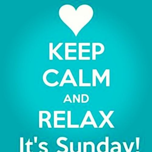 ItsSunday Relax