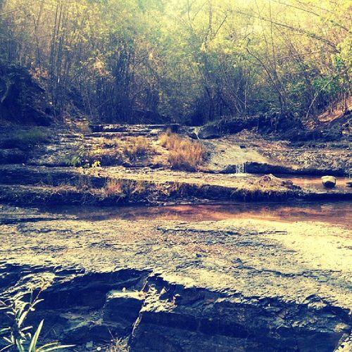 น้ำตกพระเสด็จ น้ำเยอะจุง แต่ก็สวยดี ^^