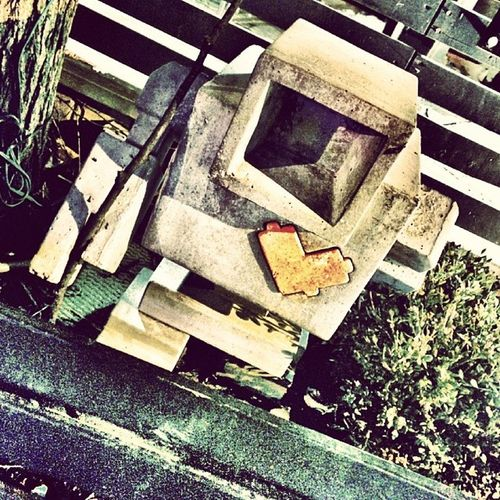 Lovebot Sightings: Church St., Toronto Lovebots Lovebot UrbanART Toronto