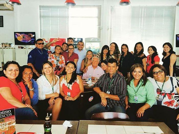 Confraternização @coralredeamazonica Almoçotop Coralredeamazônica Amigos Redeamazonica Musica