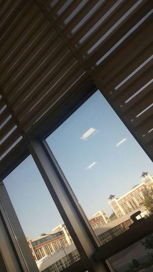 Good Morning City Campuslife Libary