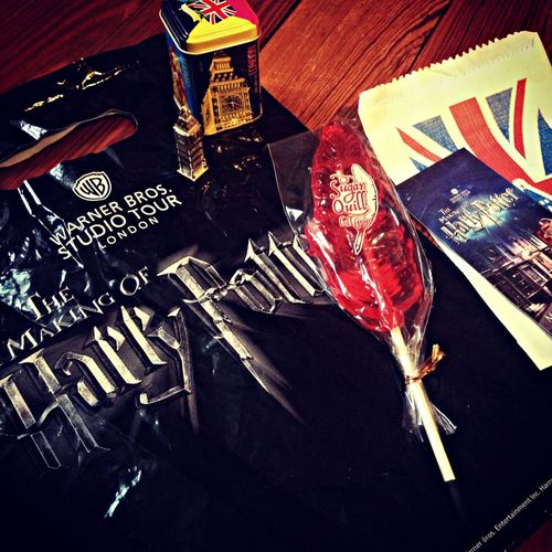 Merci sister ♡♥ Presents From My Sister Voyage à Londres Thanks  ?