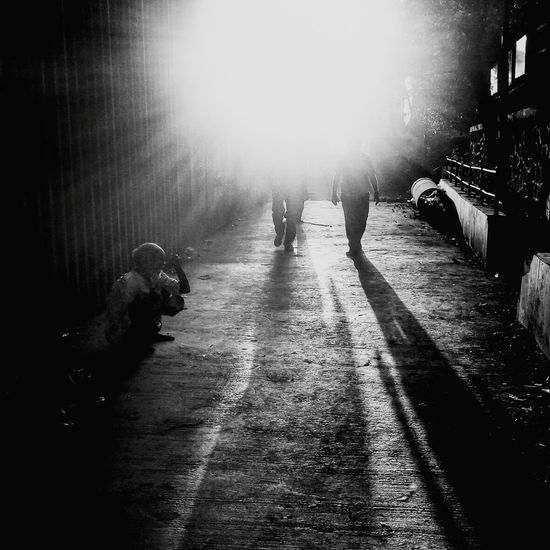 Sunlight Shadow Sunset The Way Forward Low Section Outdoors Nature Taking Photos Eyeemphotographers Creative Light And Shadow Street Photography Silhouettephotography Silouette And Shadows The City Light