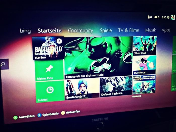 Xbox 360 Xbox Live Lets Play Battlefield 3