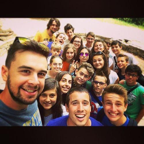 Instagram Igers Tras2014 Siamofighisiamobelli selfies regoladeiterzi bellinipatatini girinbici gruppodellapace