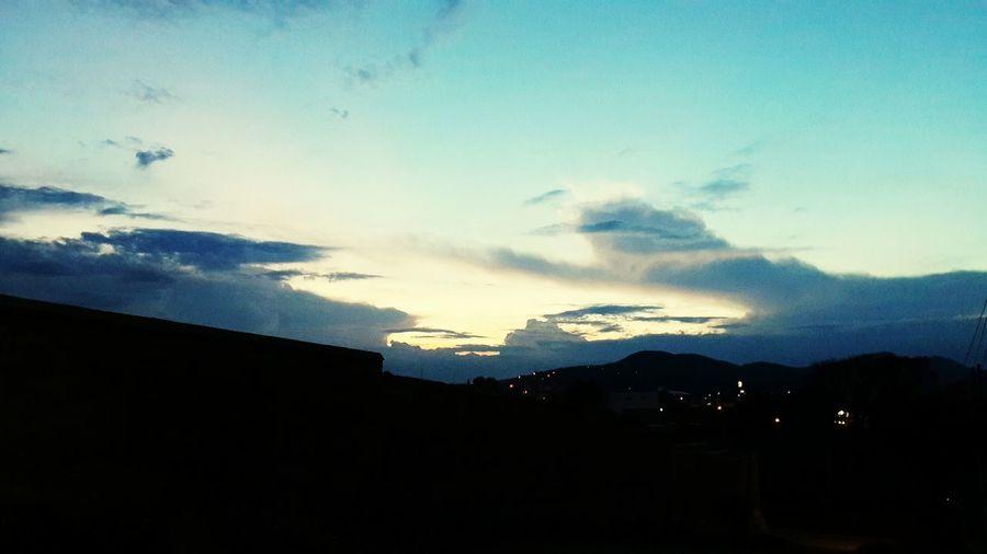 Atardecer Comitan, Chiapas Sky Clouds