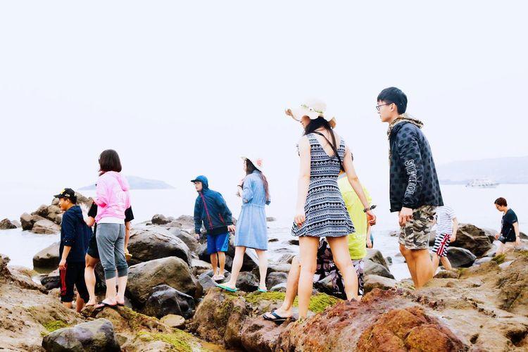 Enjoying Life Relaxing Togetherness Capture The Moment Hello World Island Life Dongjia island,fujian