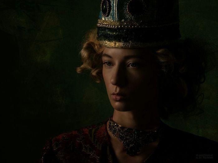 Md Мила. ОУ Шибиной. Бирюза. Kazan Girl Art Photographer Russia Fotovhod