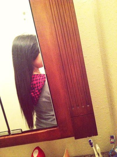 My Hair Is Finally Growin