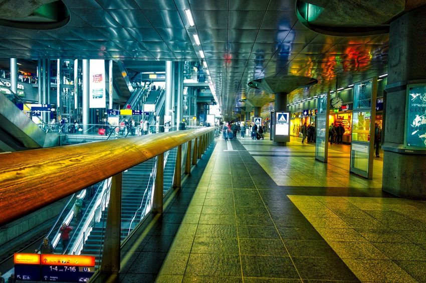 Architecture City City Life Horizontal Illuminated Indoors  Men Night People Person Public Transportation Real People Subway Train Transportation Travel