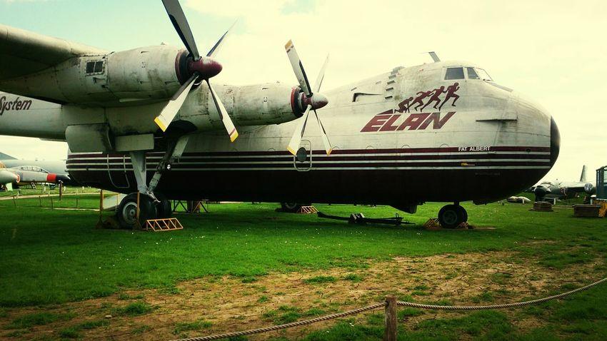 Huge AirPlane ✈ Museum