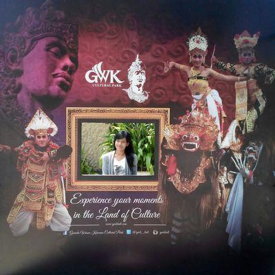 Bali Indonesia Garuda Wisnu Kencana That's Me