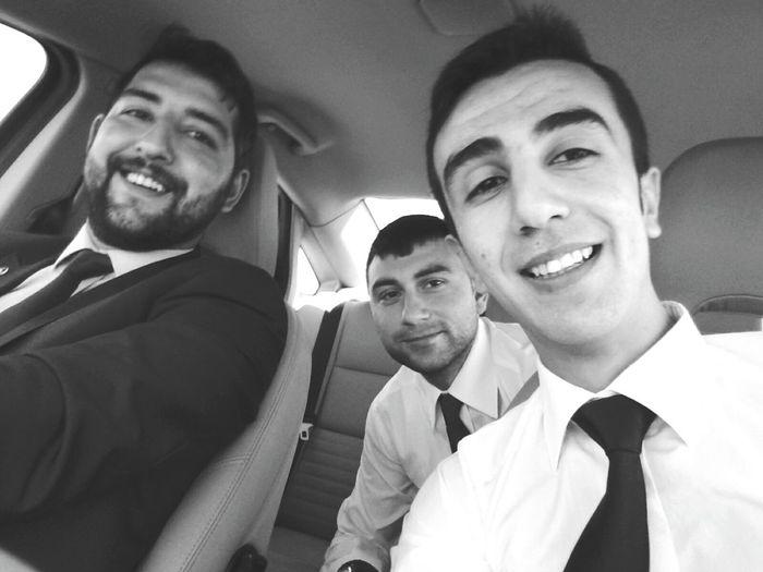 Smile Selfportrait Selfie Turkish Man Traveling Travel Black & White