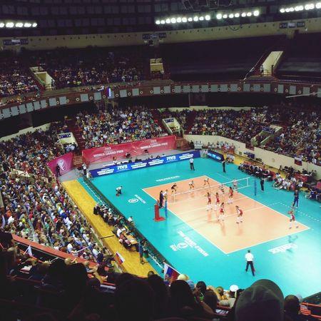 Россия-Германия, 3:0! Sport Volleyball Russia People