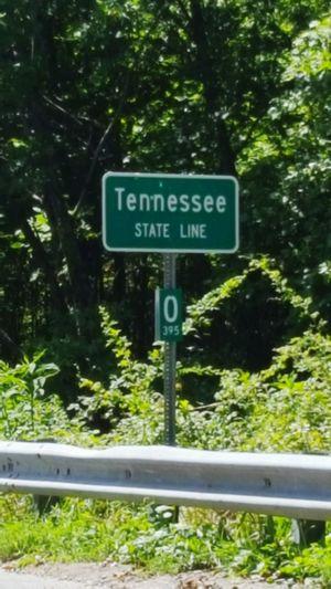 Tennessee Mountains Tennesseestateline