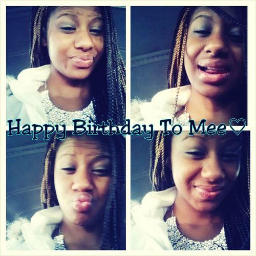 Happy Birthday To Me ♥