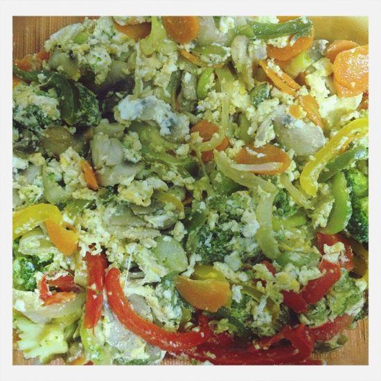 Fritata. Food Vegetarian Food Vegtables Fritata