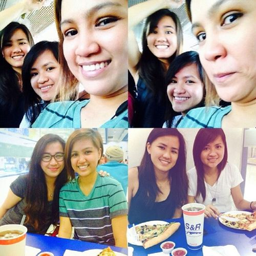 Sisters day out with Ms. Daldal @katlinonlineshop Siblingsday 041114