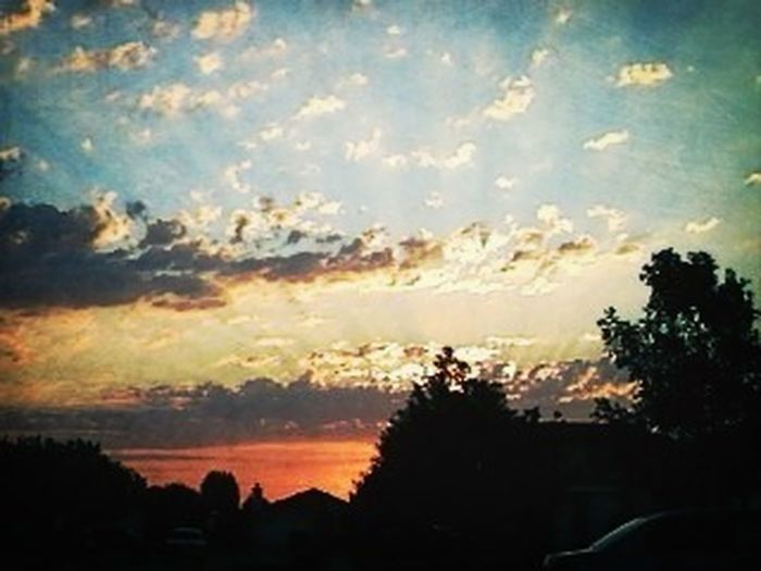 #Sunset#First#Photography#Pic
