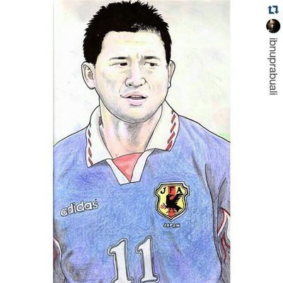 Repost @ibnuprabuali with @repostapp ・・・ Art Illustration Drawing Draw Picture Photography Artist Sketch Sketchbook Paper Pen Pencil Artsy Instaart Gallery Masterpiece Creative Instaartist Graphic Graphics Artoftheday Kazu Miura  Kazuyoshimiura japan football soccer legend jfa